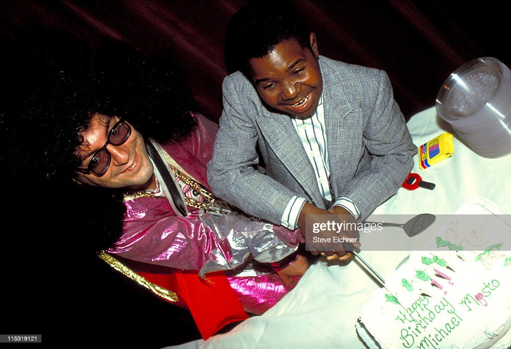 Gary Coleman during Michael Musto Birthday at Club USA in New York City, New York, United States.