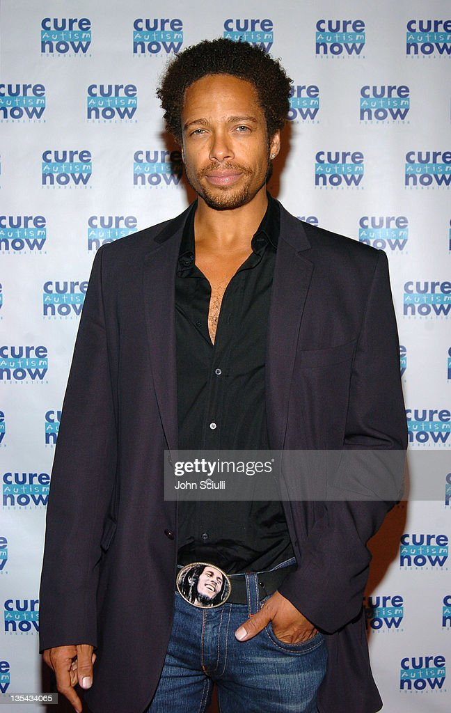 Gary Dourdan during Cure Autism Now Celebrates Third Annual 'Acts of Love' - Arrivals at Coronet Theatre in Los Angeles, California, United States.