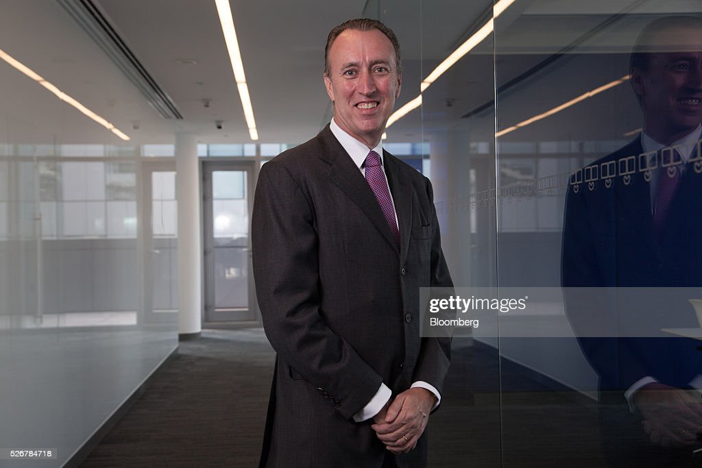 Gary Dugan, chief investment officer, wealth management at Emirates NBD Pjsc, poses for a photograph following a Bloomberg Television interview in Dubai, United Arab Emirates, on Sunday, May 1, 2016. Saudi Arabias Tadawul All Share Index could add 15%, but the princes words need to be put into action, Dugan says. Photographer: Razan Alzayani/Bloomberg via Getty Images