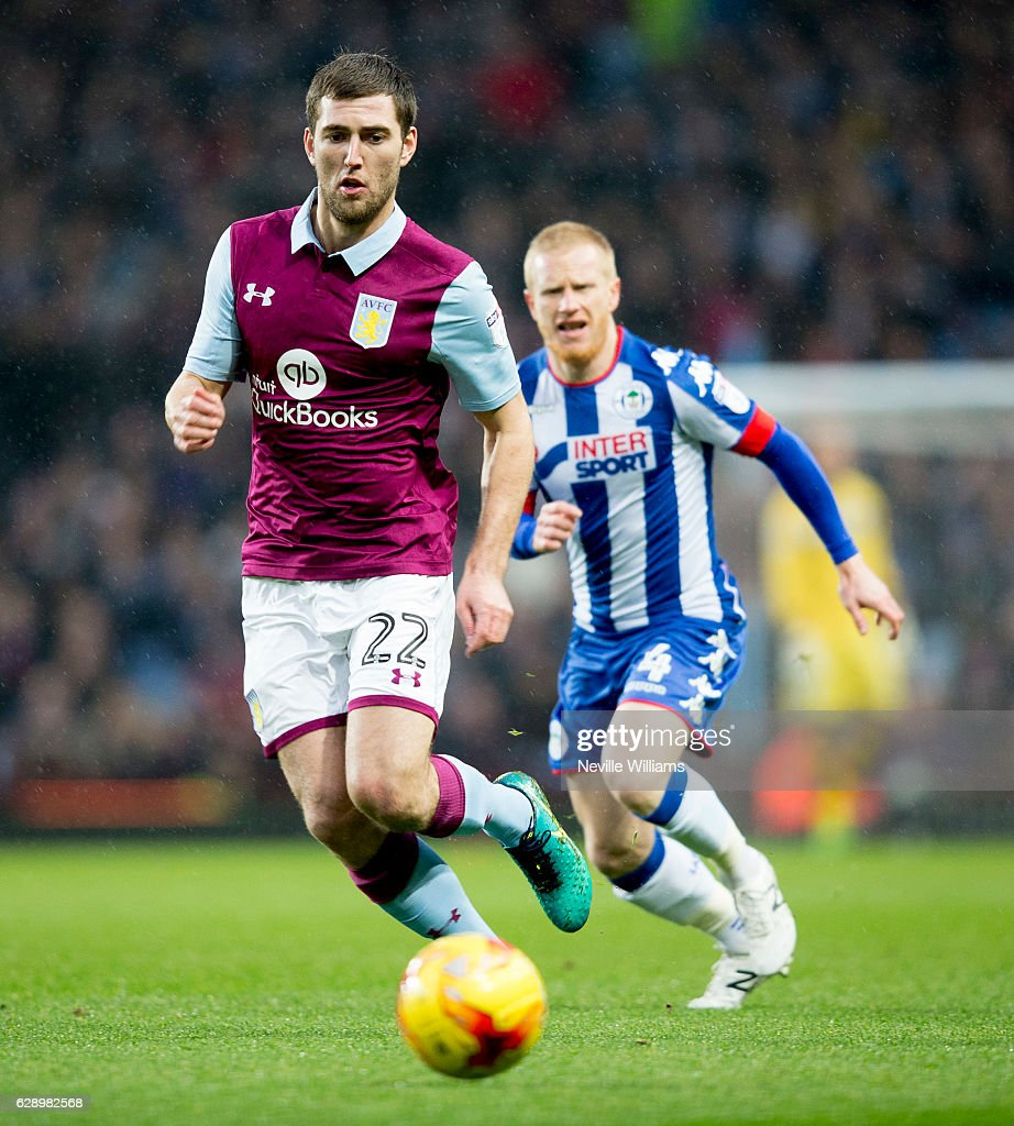 Aston Villa v Wigan Athletic - Sky Bet Championship