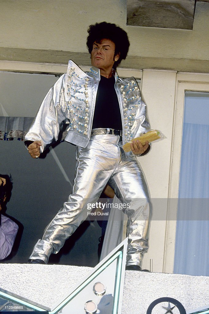 <a gi-track='captionPersonalityLinkClicked' href=/galleries/search?phrase=Gary+Glitter&family=editorial&specificpeople=228004 ng-click='$event.stopPropagation()'>Gary Glitter</a> aka Paul Gadd August 1993 during <a gi-track='captionPersonalityLinkClicked' href=/galleries/search?phrase=Gary+Glitter&family=editorial&specificpeople=228004 ng-click='$event.stopPropagation()'>Gary Glitter</a> Archive Pictures in London, Great Britain.