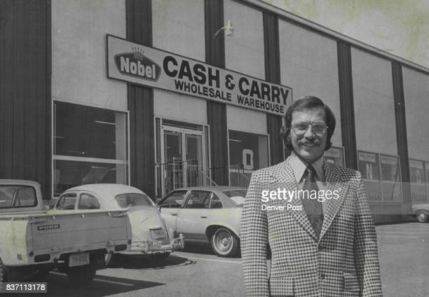 Gary Hayden Manager Nobel Inc Cash Carry wholesale warehouse 300 W 53d place Credit Denver Post