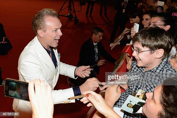 Gary Kemp attends 'Soul Boys of the Western World' Red Carpet during the 9th Rome Film Festival at Auditorium Parco Della Musica on October 20 2014...