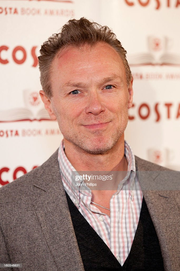 Gary Kemp attends the Costa Book of the Year awards at Quaglino's on January 29, 2013 in London, England.