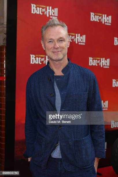 Gary Kemp attends the press night performance of 'Bat Out Of Hell The Musical' at The London Coliseum on June 20 2017 in London England