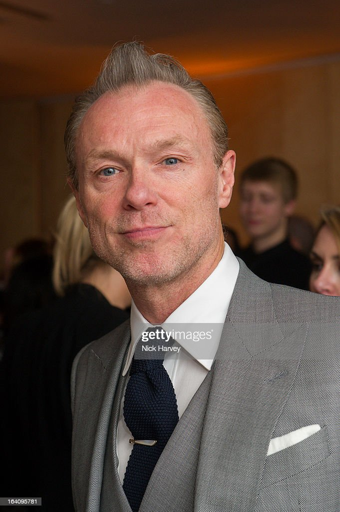 Gary Kemp attends the Rodial Beautiful Awards at St Martin's Lane Hotel on March 19, 2013 in London, England.