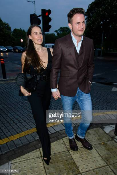 Gary Lucy attends the launch of the MCK Grill owned by 'The Only Way Is Essex' star Megan McKenna at MCK Grill on May 3 2017 in Woodford Green England