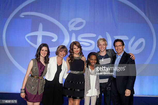 CHANNEL Gary Marsh President Entertainment and Chief Creative Officer Disney Channels Worldwide Andy Mooney Chairman Disney Consumer Products and...