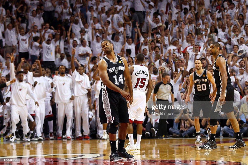 2013 NBA Finals - Game Seven