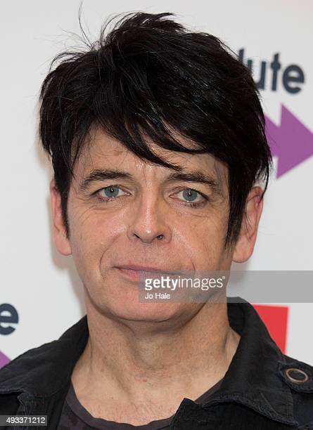 Gary Numan attends the Q Awards 2015 at The Grosvenor House Hotel on October 19 2015 in London England