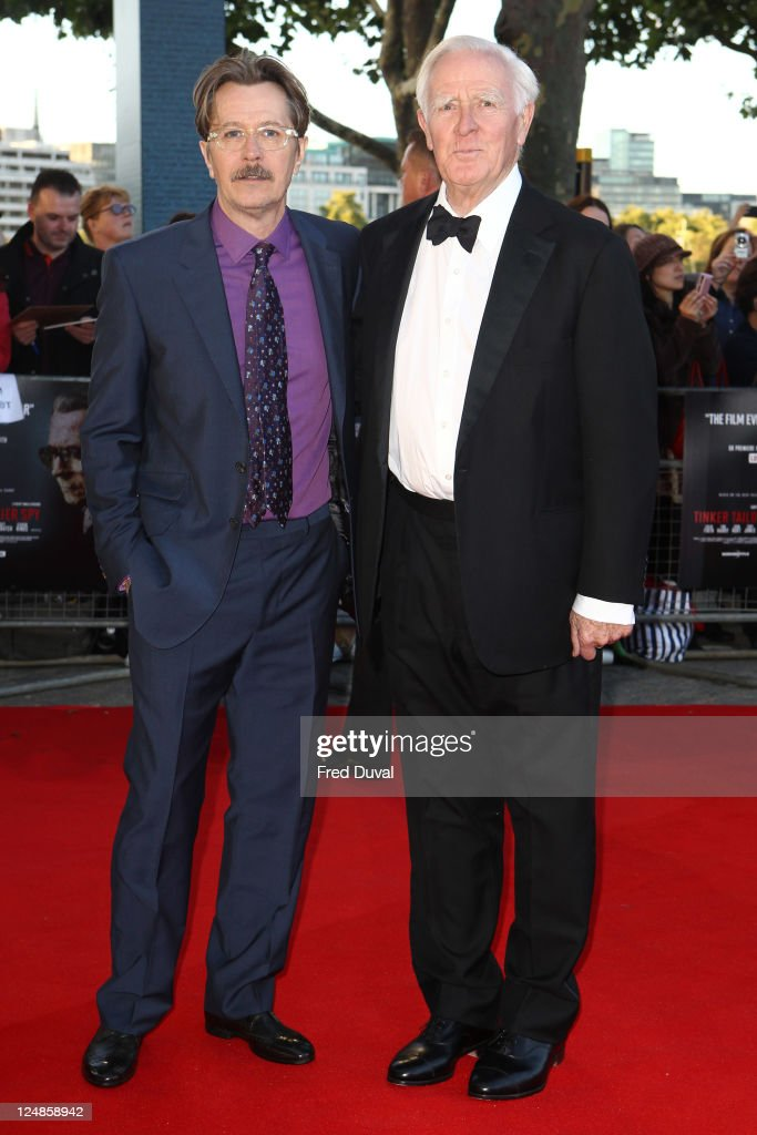 Tinker, Tailor, Soldier, Spy - UK Premiere