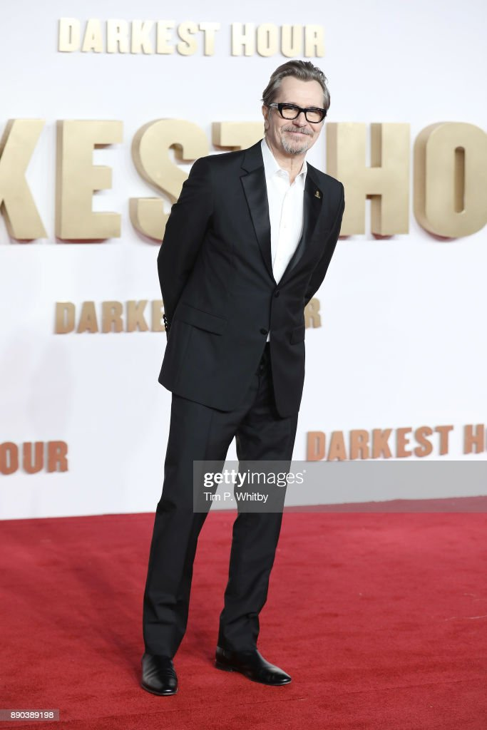 'Darkest Hour' UK Premiere - Red Carpet Arrivals