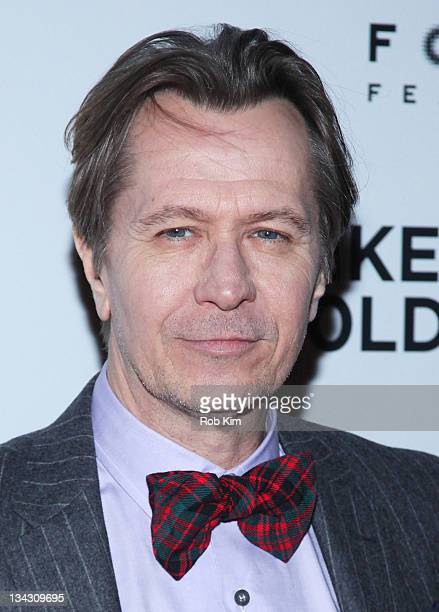 Gary Oldman attends the premiere of 'Tinker Tailor Soldier Spy' at Landmark Sunshine Theater on November 30 2011 in New York City