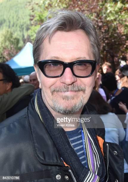 Gary Oldman attends the Telluride Film Festival 2017 on September 2 2017 in Telluride Colorado