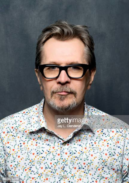Gary Oldman from the film 'Darkest Hour' poses for a portrait at the 2017 Toronto International Film Festival for Los Angeles Times on September 12...
