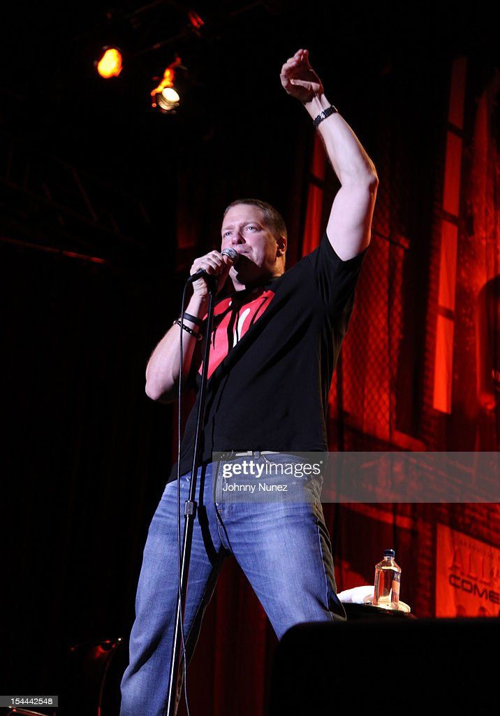 Gary Owen attends Shaquille O'Neal's All Star Comedy Jam at the Best Buy Theater on October 19, 2012 in New York City.