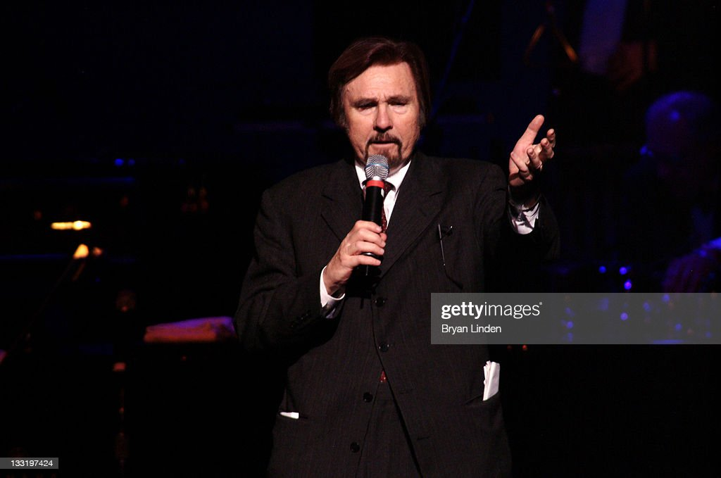 Gary Owens at KLAC's Mistletoe and Martinis Concert Event