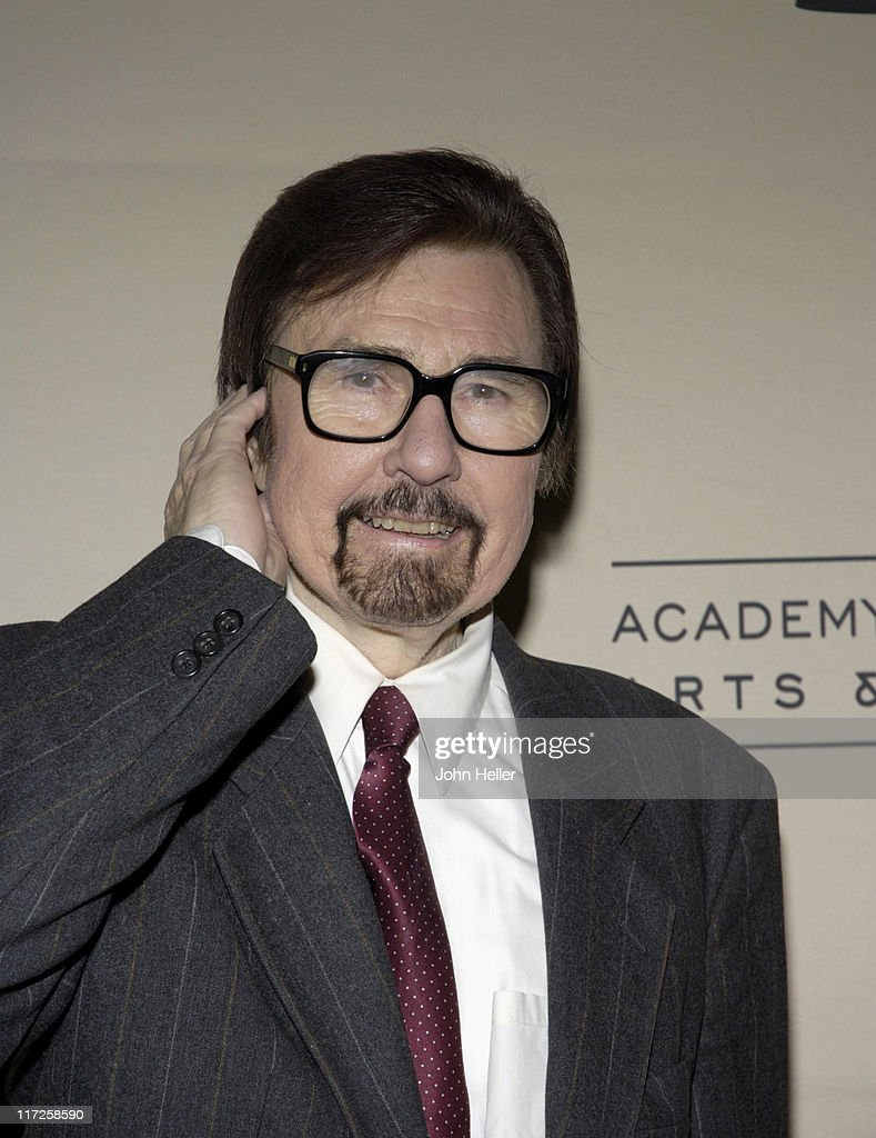 Gary Owens during Academy of Television Arts Sciences Activities Committee Presents Jonathan Winters Is Turning 80 And Your Invited at Academy of...