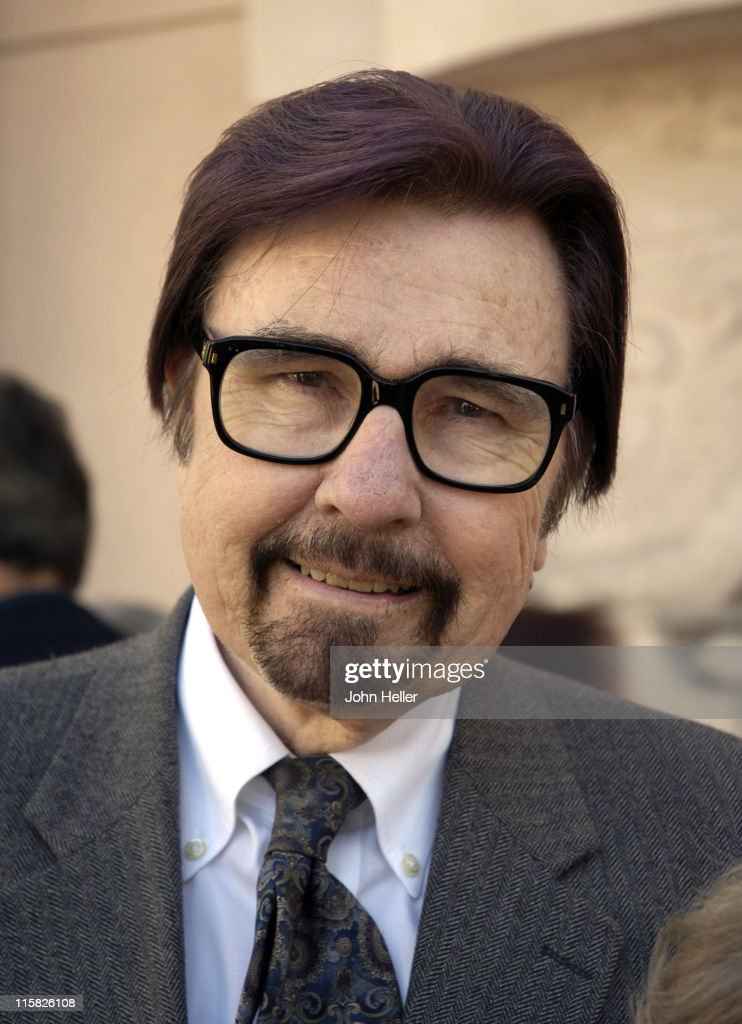 Gary Owens during HannaBarbera Wall Sculpture Unveiled at the Academy of Television Arts and Sciences at Academy of Television Arts and Sciences Hall...