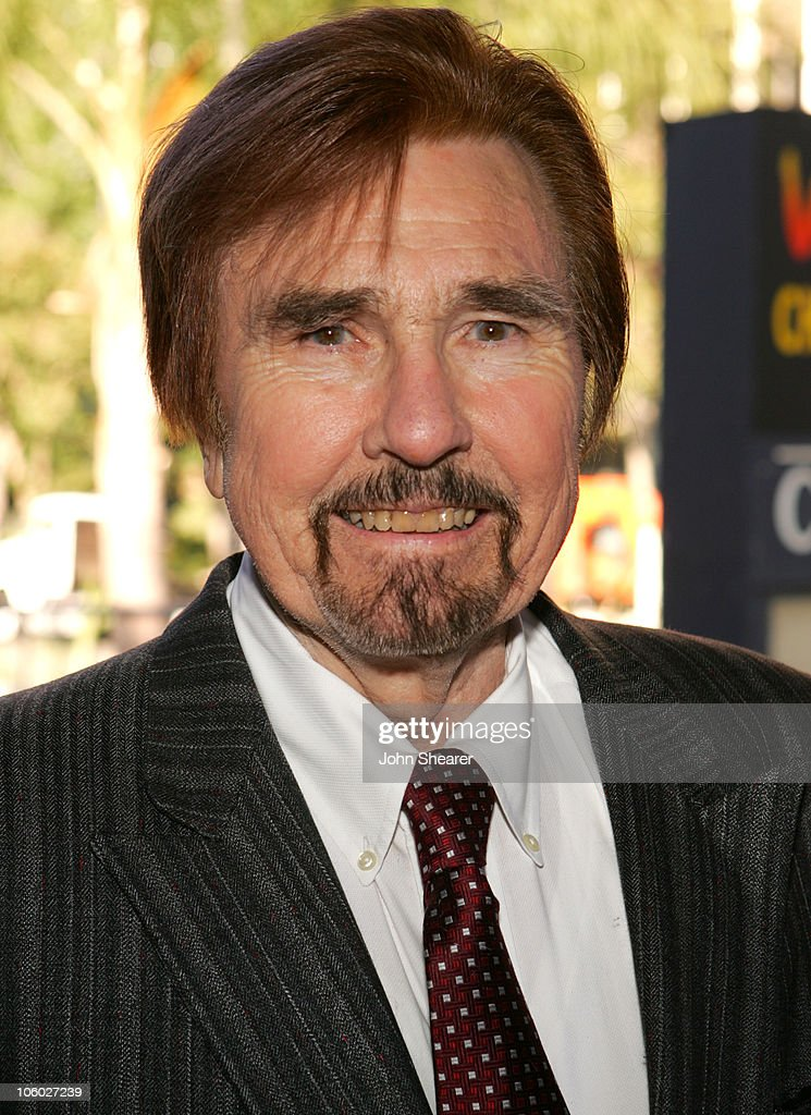 Gary Owens during Red Buttons 'A Celebration of Life and Laughter' at The Century Club in Century City California United States