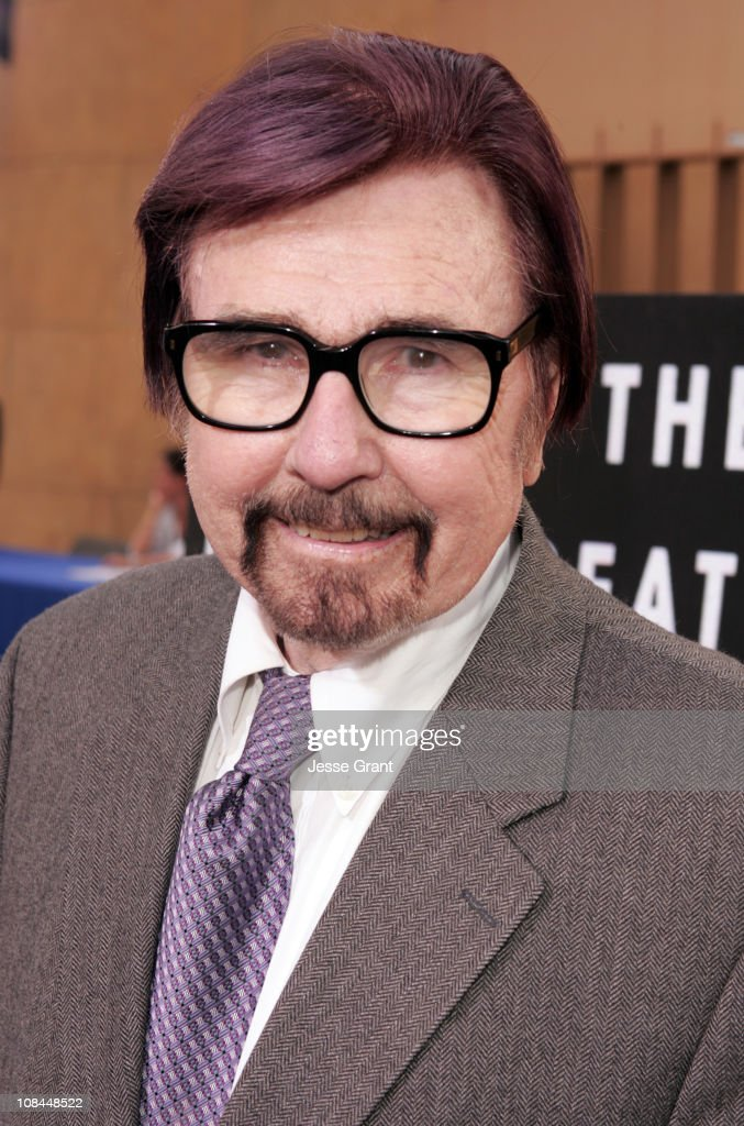 Gary Owens during 'The Aristocrats' Los Angeles Premiere Arrivals in Los Angles California United States