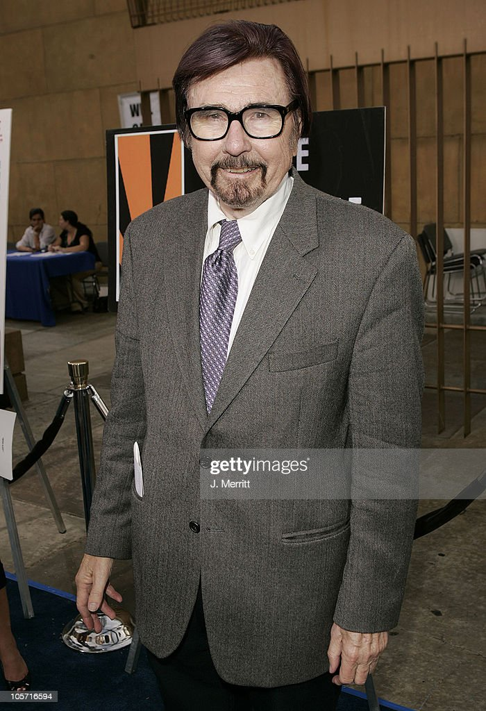 Gary Owens during 'The Aristocrats' Los Angeles Premiere at The Egyptian Theatre in Hollywood California United States