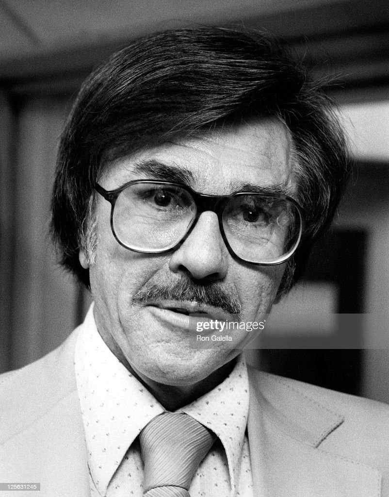 Gary Owens sighted on April 13 1981 at KMPC Radio Station in Los Angeles California