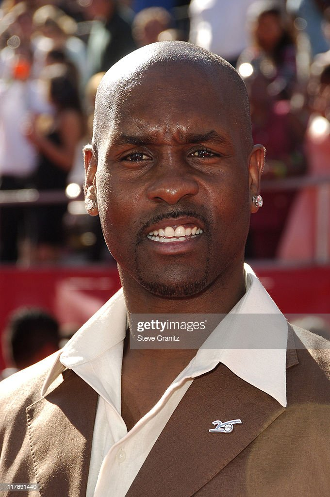 Gary Payton during 2006 ESPY Awards - Arrivals at Kodak Theatre in Los Angeles, California, United States.