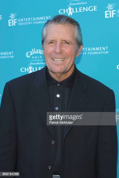 Gary Player attends Callaway Golf Foundation Challenge Benefitting Entertainment Industry Foundation Cancer Research Programs at Riviera Country Club...