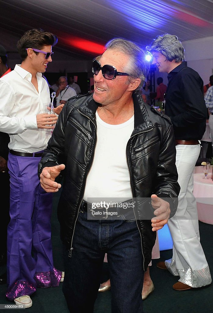 <a gi-track='captionPersonalityLinkClicked' href=/galleries/search?phrase=Gary+Player&family=editorial&specificpeople=203189 ng-click='$event.stopPropagation()'>Gary Player</a> attends the Saturday Night Party during the <a gi-track='captionPersonalityLinkClicked' href=/galleries/search?phrase=Gary+Player&family=editorial&specificpeople=203189 ng-click='$event.stopPropagation()'>Gary Player</a> Invitational presented by Coca-Cola at <a gi-track='captionPersonalityLinkClicked' href=/galleries/search?phrase=Gary+Player&family=editorial&specificpeople=203189 ng-click='$event.stopPropagation()'>Gary Player</a> Country Club on November 16, 2013 in Sun City, South Africa.