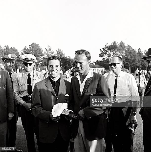 Arnold Palmer Augusta 1962 Stock Photos and Pictures | Getty Images