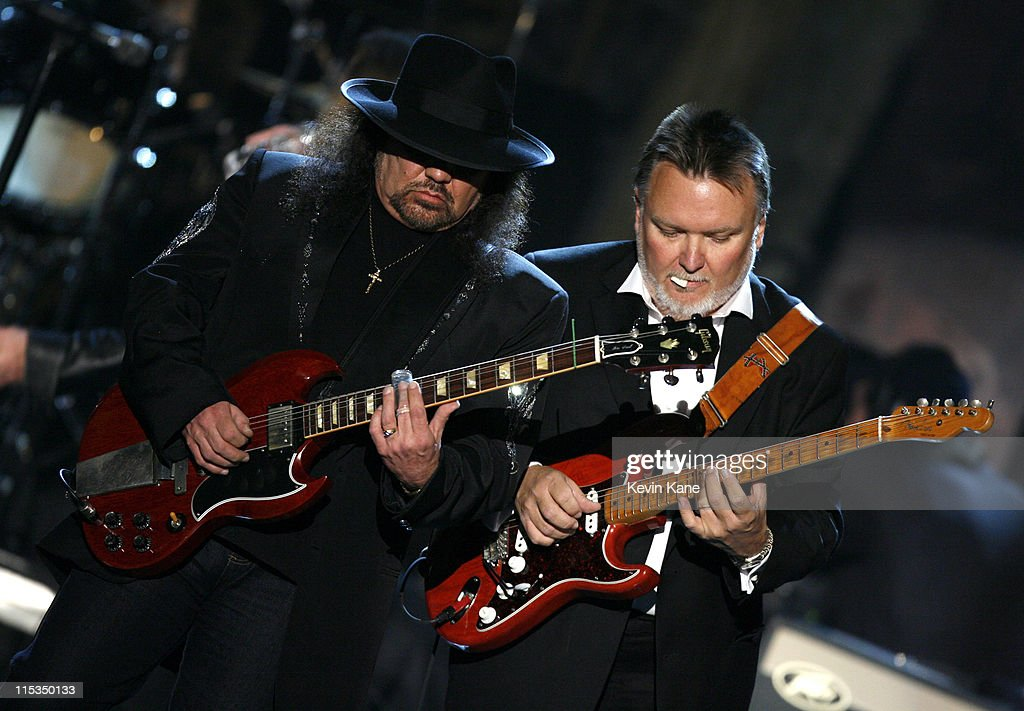 21st Annual Rock and Roll Hall of Fame Induction Ceremony - Show