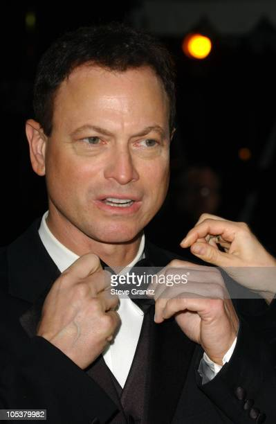Gary Sinise during 31st Annual People's Choice Awards Arrivals at Pasadena Civic Auditorium in Pasadena California United States