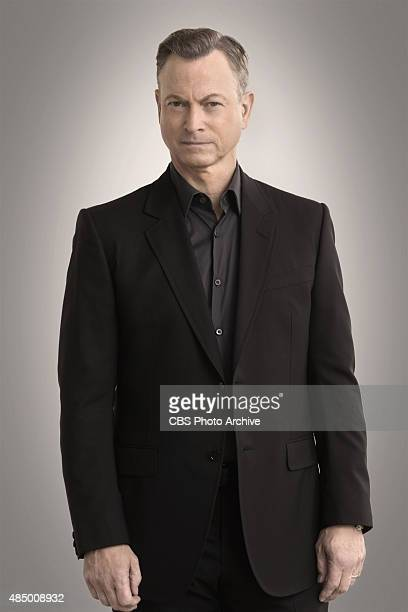 Gary Sinise portrays Unit Chief Jack Garrett on the upcoming CBS series CRIMINAL MINDS BEYOND BORDERS