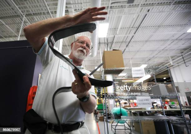 BURLINGTON ON AUGUST 24 Gary Sjonnesen is the Director of Professional and Clinical services at Ottobock and looks at several types of prosthetic...
