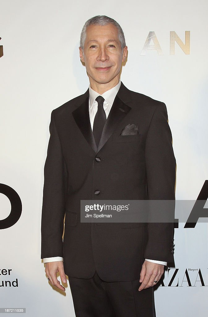 Gary Stevens attends An Evening Honoring Karl Lagerfeld at Alice Tully Hall on November 6, 2013 in New York City.