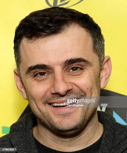 Gary Vaynerchuk attends 'Gary Vaynerchuk Tells You How to Rock SXSW' during the 2014 SXSW Music Film Interactive Festival at Austin Convention Center...