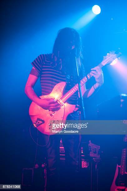 Gary War performs on stage at Festsaal Kreuzberg in Berlin Germany on November 15 2017