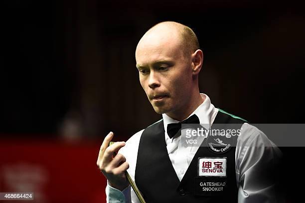 Gary Wilson Snooker