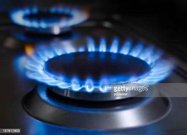 gas-Kochfeld
