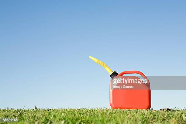 A gas can