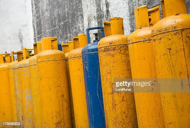 I cilindri di Gas