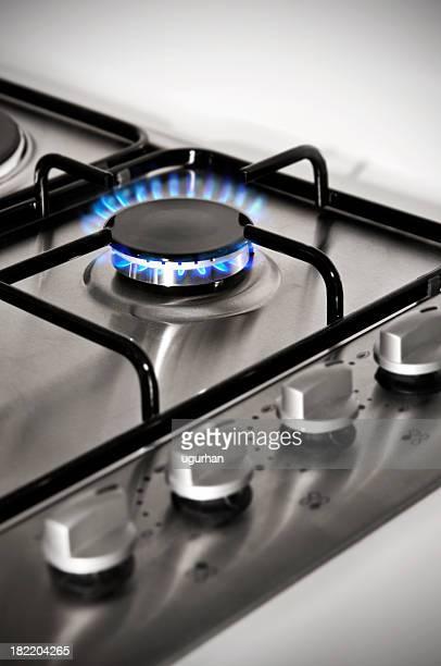 gas de energía