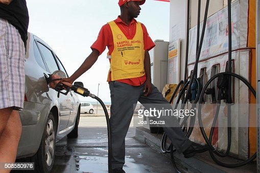 gas fuel / gasoline : Stock Photo