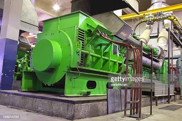 Générateur de gaz XXXL