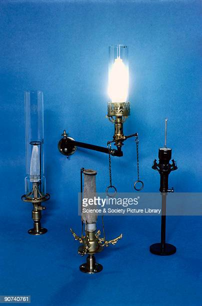 Gas lighting was much improved through the introduction of the incandescent gas mantle in Vienna in the 1880s In London in 1887 the 'Incandescent Gas...