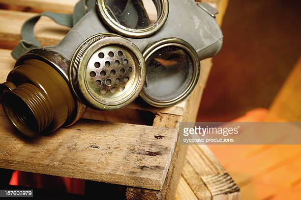 gas mask crisis protective device