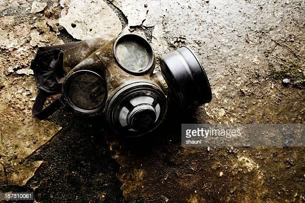 Máscara Anti-Gás