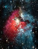 Gas Nebula - Deep Space