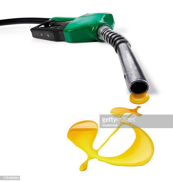 Avec carburant gaz Pompe à essence dollar XXL,